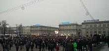 В Минске вновь задерживали женщин