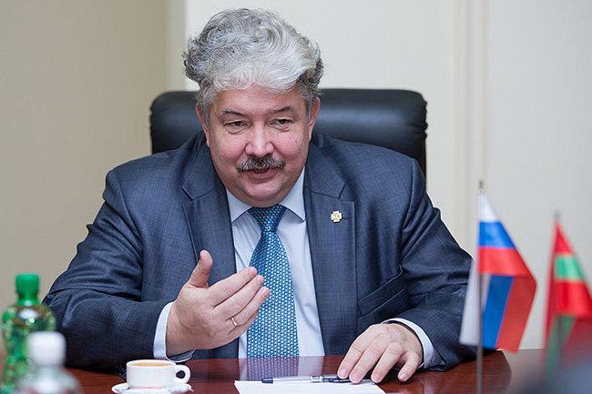 Серегей Бабурин