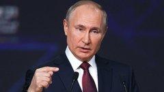 Путин: Трамп более яркая фигура, чем Байден