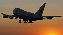 В Казахстане аварийно сел самолет с россиянами