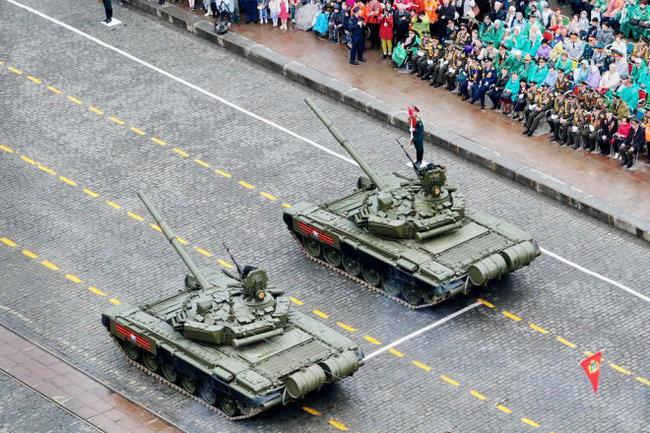 Парад Победа Екатеринбург