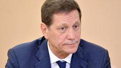 Жуков заявил об уходе с поста главы Олимпийского комитета России