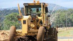 В округах Краснодара появится техника для оперативного ремонта гравийных дорог