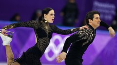 Золото в танцах на льду на ОИ взяли канадцы Вертью и Моир