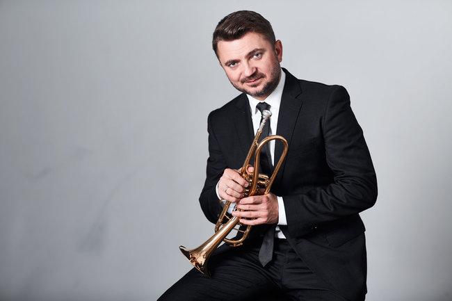 """Художественный руководитель фестиваля """"Brass days"""" Владислав Лаврик"""