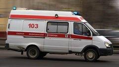 В Башкирии микроавтобус с детьми попал в ДТП
