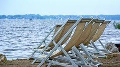 В столице Приморья открывают набережные и пляжи