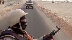 Антитеррористическая операция началась на египетском Синае (ВИДЕО)