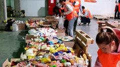 В Новосибирске в «Корзину доброты» собрали более 3 тонн продуктов