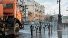 В Сургутском районе ХМАО проводят ежедневную дезинфекцию