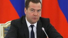 Медведев поздравил лыжников Спицова и Большунова с серебром на ОИ