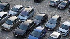 В Новосибирске на Красном проспекте заработали платные парковки