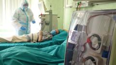 Количество зараженных коронавирусом увеличилось в Карелии