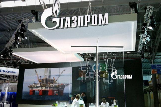газпром газ