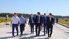 Губернатор Нижегородской области: Движение по дороге Неклюдово-Золотово откроем раньше срока