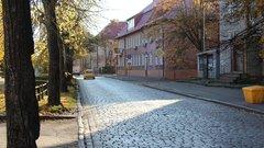 В Калининграде реконструируют улицу Павлика Морозова
