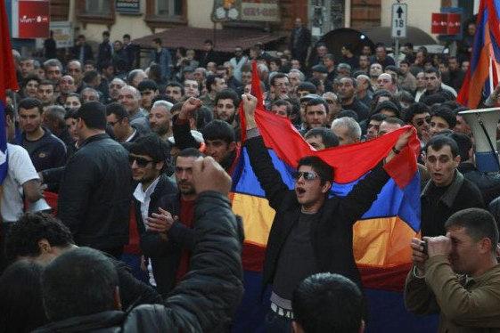 Врио руководителя Минкультуры Армении ушел вотставку из-за ситуации вгосударстве