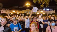 Политолог предостерег власть от роковой ошибки в Хабаровске
