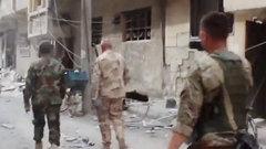 В сирийской Думе найдена химлаборатория боевиков