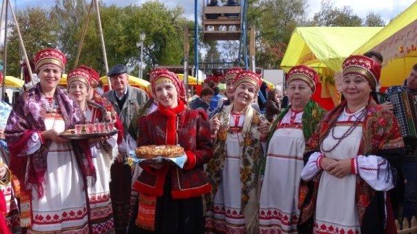 Евфросиньевская ярмарка
