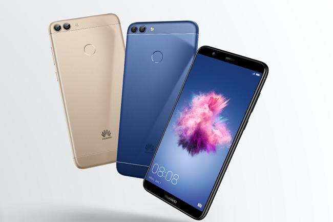 В «Эльдорадо» появился Huawei P smart