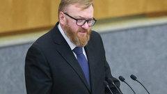 «Яркие предвыборные фразы»: Милонов о требовании Эстонии вернуть Ивангород