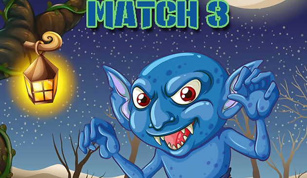 Goblin Fight Match 3