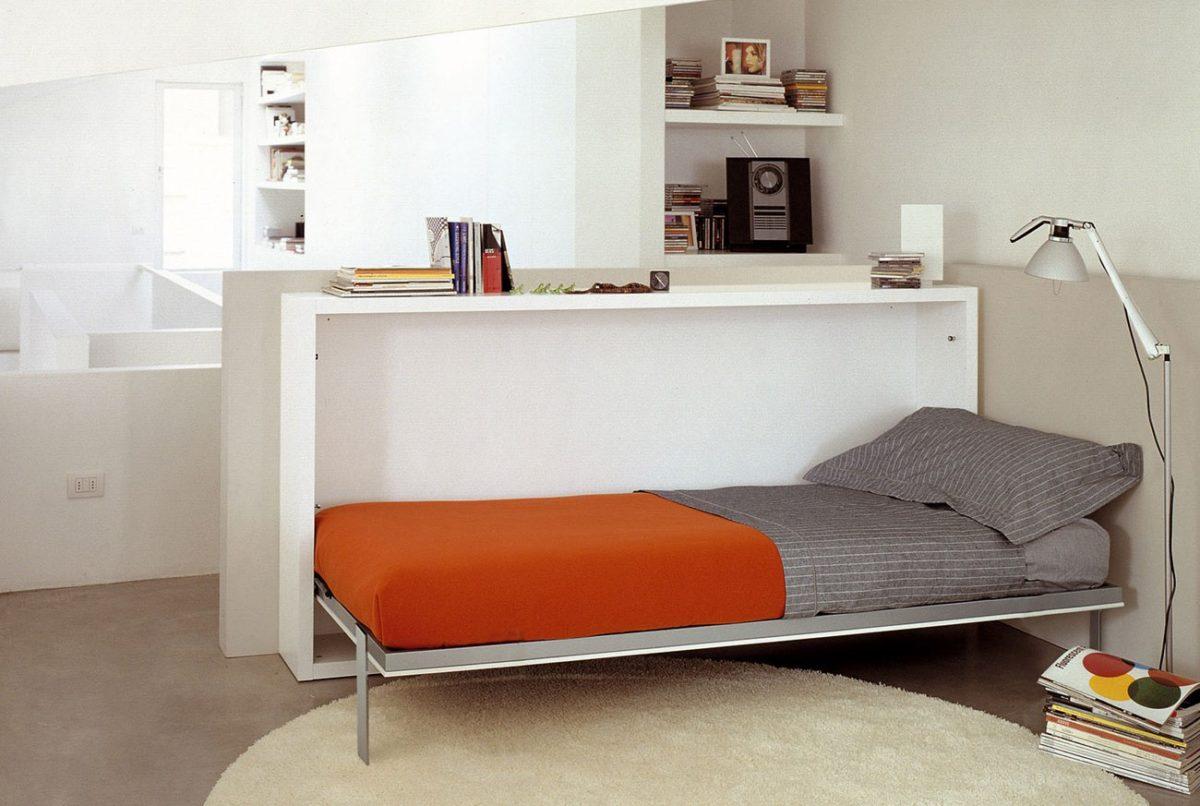 Подростковая комната с мебелью-трансформером