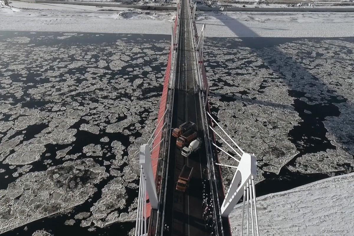 """Мост """"Благовещенск-Хэйхэ"""" Руслана Байсарова будет готов к открытию к лету этого года"""