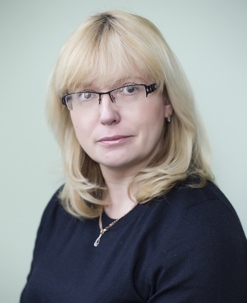 Оксана Гизингер